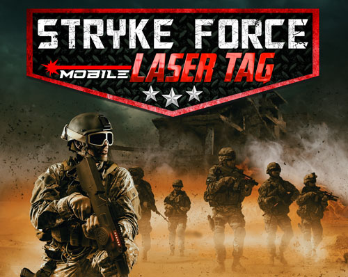 Stryke Force Laser Tag Mobile